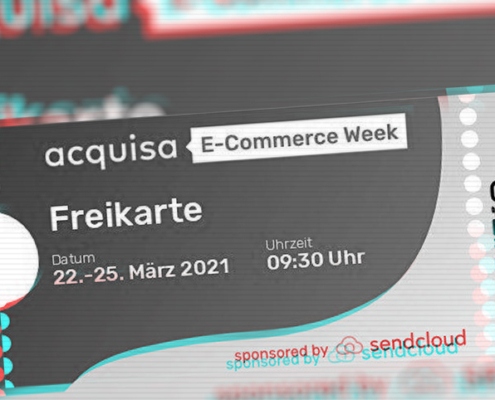 E-Commerce Freikarte